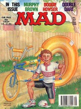 MAD Magazine #337 • Great Britain