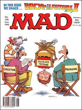 MAD Magazine #338 • Great Britain
