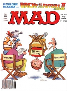 Go to MAD Magazine #338 • Great Britain