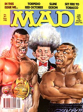 MAD Magazine #341 • Great Britain