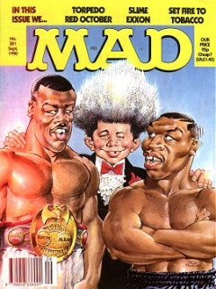 Go to MAD Magazine #341 • Great Britain