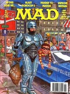 Go to MAD Magazine #343 • Great Britain