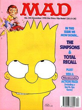 MAD Magazine #344 • Great Britain