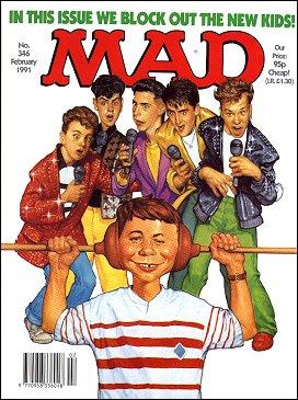 MAD Magazine #346 • Great Britain