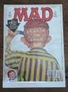 Image of UK MAD magazine Number 347 - With attached badge
