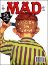 British MAD Magazine #347