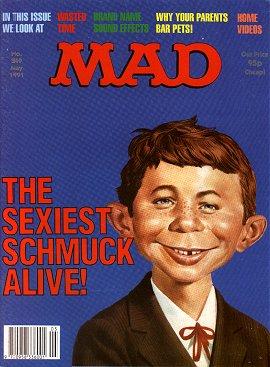 MAD Magazine #349 • Great Britain