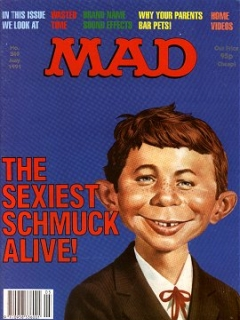 MAD Magazine #349 • Great Britain