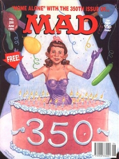 Go to MAD Magazine #350 • Great Britain