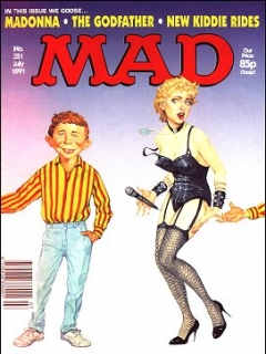 Go to MAD Magazine #351 • Great Britain