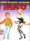 British MAD Magazine #351