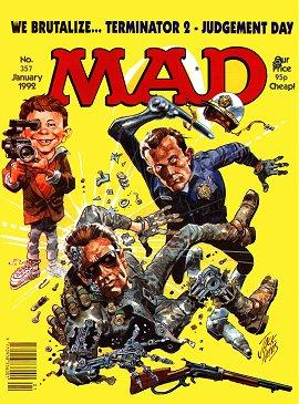 MAD Magazine #357 • Great Britain