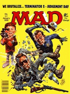 Go to MAD Magazine #357 • Great Britain