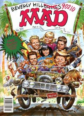 MAD Magazine #359 • Great Britain