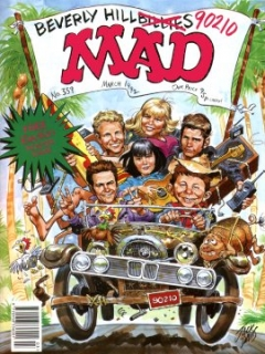 Go to MAD Magazine #359 • Great Britain