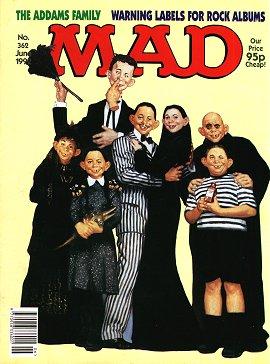 MAD Magazine #362 • Great Britain