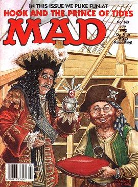 MAD Magazine #363 • Great Britain
