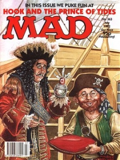 Go to MAD Magazine #363 • Great Britain