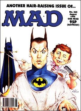 MAD Magazine #364 • Great Britain