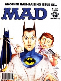British MAD Magazine #364
