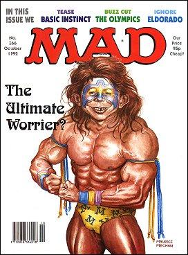 MAD Magazine #366 • Great Britain