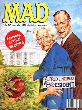 MAD Magazine #367 • Great Britain