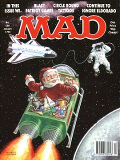 Go to MAD Magazine #368 • Great Britain