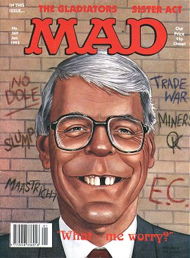 MAD Magazine #369 • Great Britain