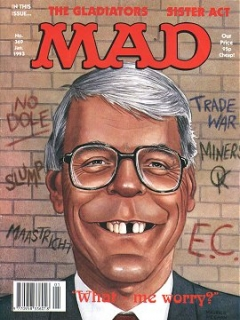 Go to MAD Magazine #369 • Great Britain