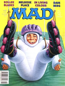 MAD Magazine #370 • Great Britain