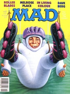 Go to MAD Magazine #370 • Great Britain