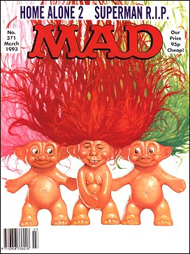 MAD Magazine #371 • Great Britain