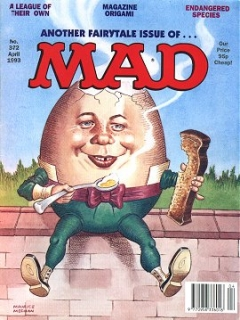 Go to MAD Magazine #372 • Great Britain