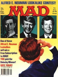 Go to MAD Magazine #377 • Great Britain