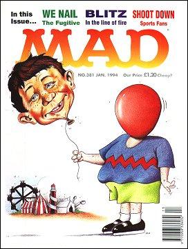 MAD Magazine #381 • Great Britain