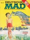 MAD Magazine #2 • Germany • 1st Edition - Williams