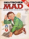 MAD Magazine #7 • Germany • 1st Edition - Williams