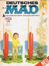 MAD Magazine #9 • Germany • 1st Edition - Williams