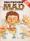 MAD Magazine #16 • Germany • 1st Edition - Williams