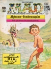 MAD Magazine #22 • Germany • 1st Edition - Williams
