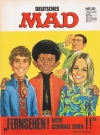 MAD Magazine #29 • Germany • 1st Edition - Williams