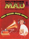 MAD Magazine #31 • Germany • 1st Edition - Williams