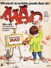 MAD Magazine #45 • Germany • 1st Edition - Williams