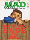 MAD Magazine #64 • Germany • 1st Edition - Williams