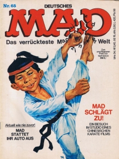 Go to MAD Magazine #65 • Germany • 1st Edition - Williams