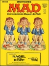 MAD Magazine #66 • Germany • 1st Edition - Williams
