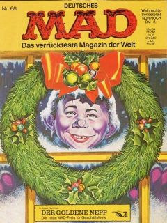 Go to MAD Magazine #68 • Germany • 1st Edition - Williams