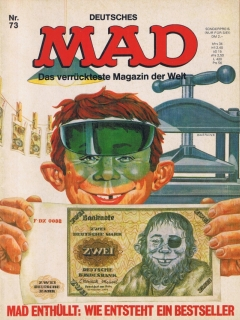 Go to MAD Magazine #73 • Germany • 1st Edition - Williams