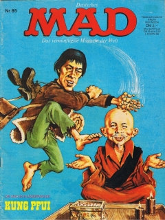Go to MAD Magazine #85 • Germany • 1st Edition - Williams