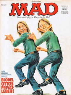 Go to MAD Magazine #96 • Germany • 1st Edition - Williams